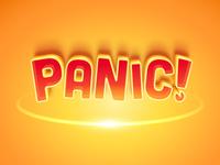 Panic! Logo (self-rebound)