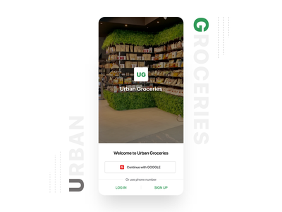 Groceries Mobile app development and uiux design app mobile design uiux grocery store groceries grocery app home delivery grocery