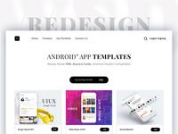 WSDesign.in Website Redesign