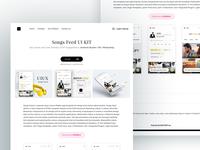 WSDesign UIKIT Detail Page - Redesign
