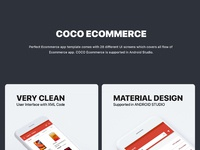 Ecommerce coco wsdesign materialdesign