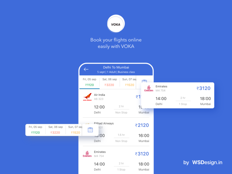 Flight booking android app uikit, supported in android studio booking flight app uiux uikit design app template