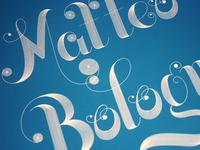 Matteo Bologna Studio Visit