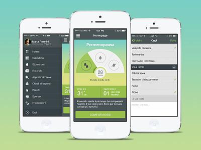 PinkUp Vamp (Mobile App) ios userexperience mobile design ux ui app