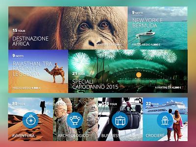 uniQ Website (concept) servicedesign experience travel web webdesign design ux ui