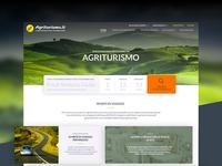 Concept Redesign Agriturismo.it
