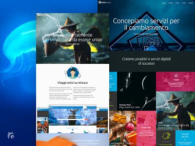 STRAYPEOPLE (studio website) straypeople responsive service design ux ui userexperience studio