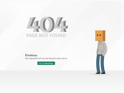 Page Not Found Design Challenge