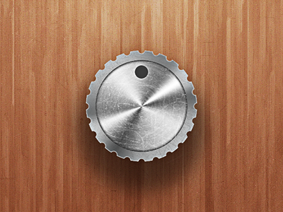 Just a Knob for a UI Kit