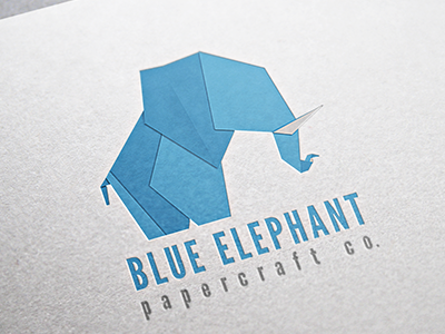 Blue elephant 2 shot