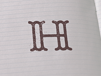 Halder Monogram