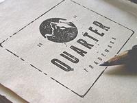 Quarter Logo