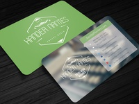 Social Box - Social Media Business Card Template2