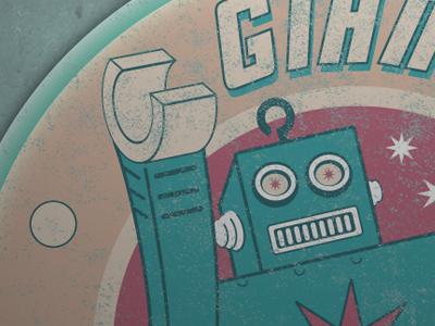 Gian robot thumb