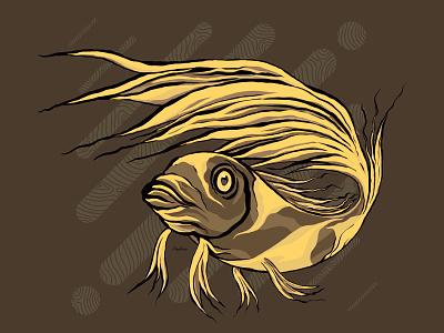 Fish creative design digital painting digital illustration digitalartist art painting procreate drawing digitalartwork design vector illustrations ui graphics illustration art artworks digitalart fish