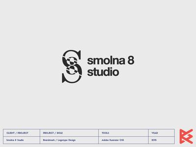 Smolna 8 Studio logo warsaw studio smolna 8