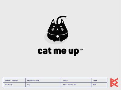 Cat Me Up animallogo animal logo shop kot cat