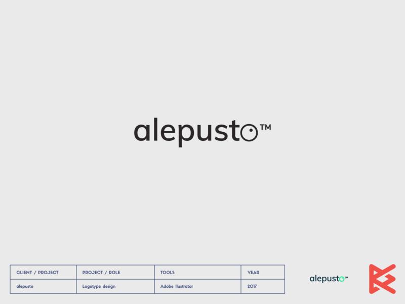 alepusto logo design alepusto startup minimalism rent ofice logotype logo