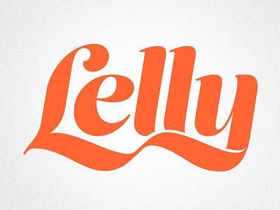 Lelly Logo logo branding