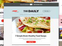 AARPe Newsletter Concept