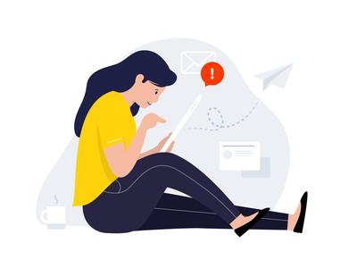 Illustration - mail