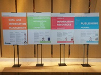 Display Board of Four Academic Journals