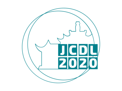 Logo design for JCDL 2020 (accepted by client)