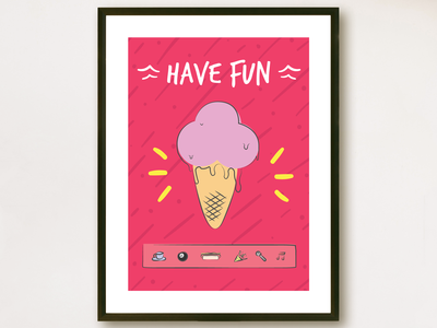 Poster: Have fun