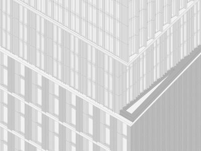 Drawing Skyscrapers isometric isometric illustration minimal vector design illustration architecture