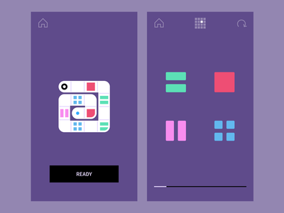 Visual Memory Training App