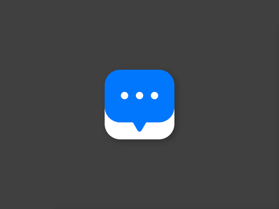 Inbox / Messages Icon message mail mail app message app inbox ios icon