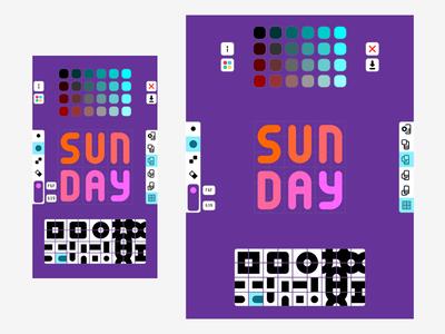 Quick Icon 2.0 art pixel studio color interface design mobile ux app ui ios icon
