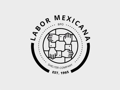 Labor Mexicana Logo 3