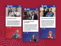 IESEC website - Mobile