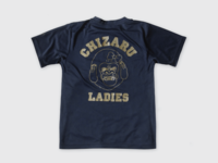 Chizaru Ladies Logo Design