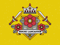 house lancaster - the red rose