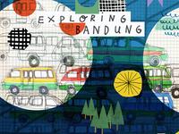 Exploring Bandung by Angkot