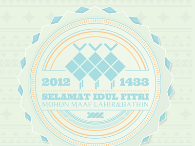 Lebaran graphic design wadezig flyers promo