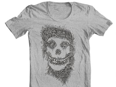 Misfits On T-Shirts