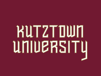 Kutztown University Wordmark