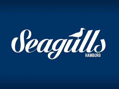 Seagulls Logo germny sport hamburg logo seagulls