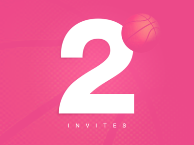 Dribbble invites giveaways!