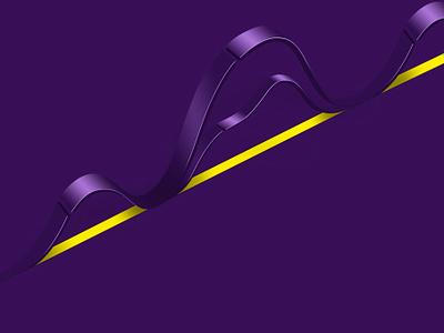 Shapes — Visual concept practice shape type outline logo flat app web idea vector art branding minimal clean website logotype ui color ux digital design