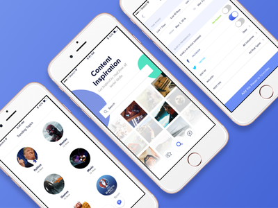 Content Inspiration ios mobile socialbakers twitter facebook social content