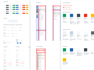 User Interface Library experience ux sketch library interface user ui