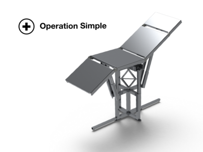 Operation Simple Table