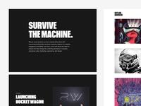 Survive the machine