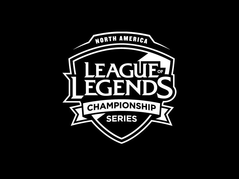 League Of Legends Championship Series Na Logo By Caspar