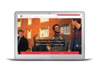 Jesus College website