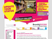 Bromley College 2012